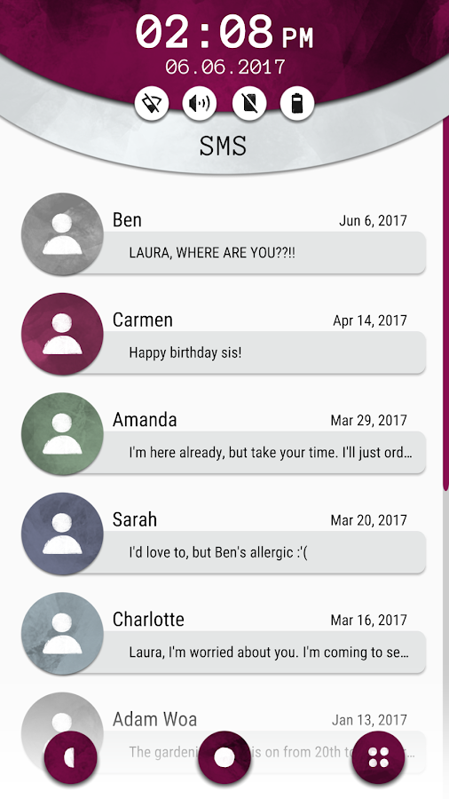 Another Lost Phone: Laura's Story- screenshot