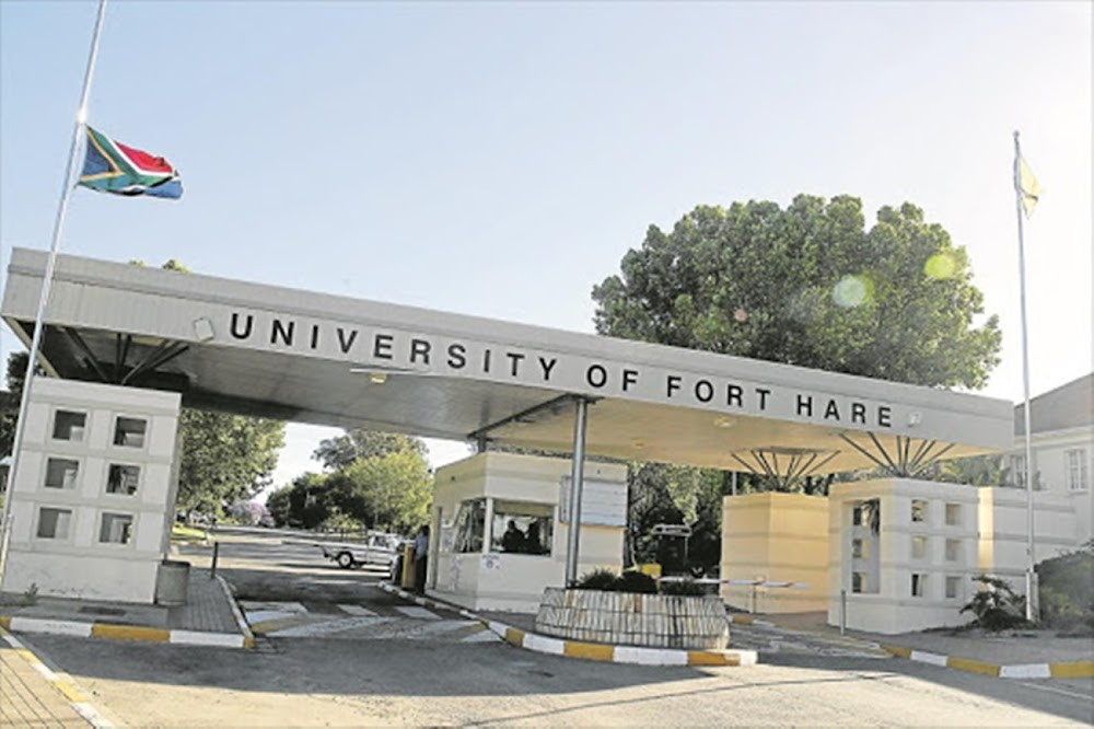 WATCH   Protesting Fort Hare students take to East London streets - TimesLIVE