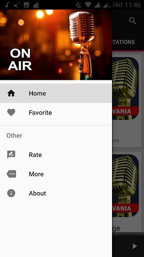 Pennsylvania Radio Stations - USA 2.0.1 screenshots 2