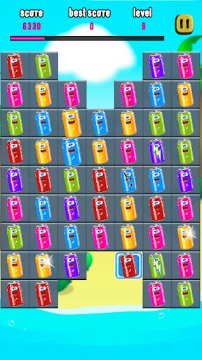 Smash Cans - Match 3 apktram screenshots 8