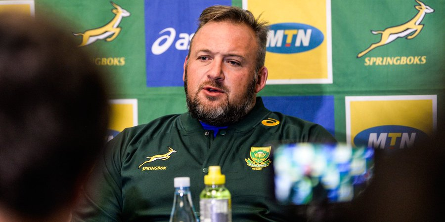 Why Proudfoot says Saturday's All Blacks vs Boks showdown is important