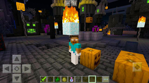Fear mod pack for MCPE Craft for PC