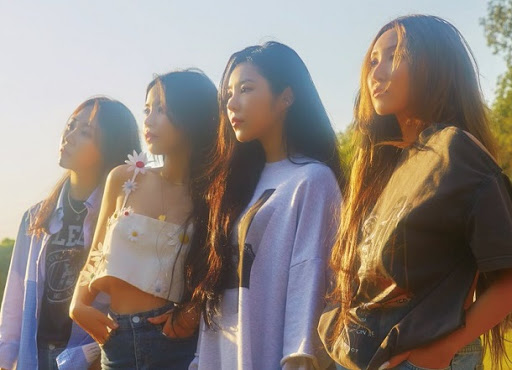 """Mamamoo Find Pitch-Perfect Harmony in """"Where Are We Now"""""""