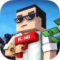 King of Survival: Royale pixel unite battle ground icon