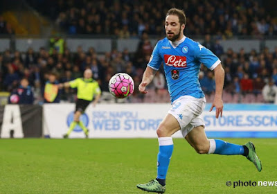 Naples, Higuain et Mertens craquent à l'Udinese