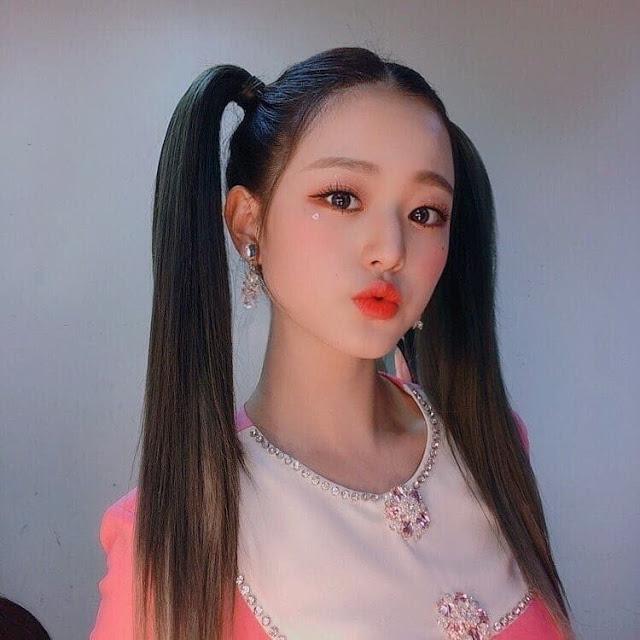 wonyoung hair 28