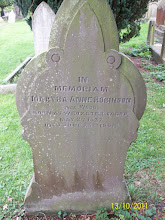 Photo: 20-Martha Anne Robinson nee Wood, born Wroxeter, Salop, May 2nd 1837, died June 26th 1881