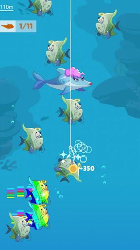 Fancy Fishing - Idle Fishing Tycoon screenshots 1