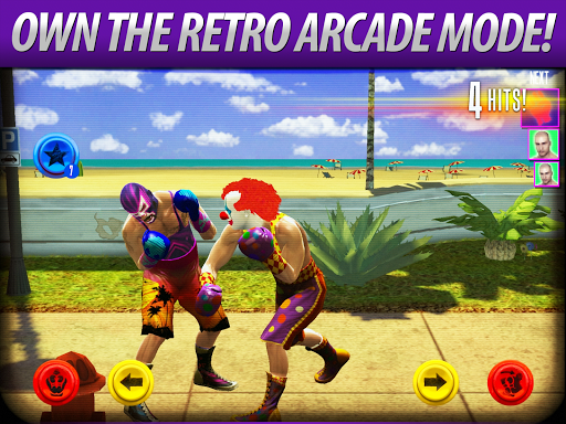 Real Boxing u2013u00a0Fighting Game 2.7.5 screenshots 5