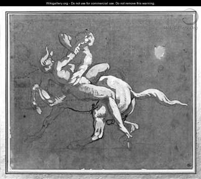 Gericault Centaur kidnapping a nymph.jpg