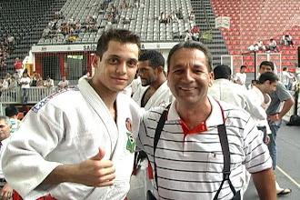 Photo: Atleta Ilden Júnior, do E. C. Pinheiros - Torneio de Judô do Corinthians - 2009.