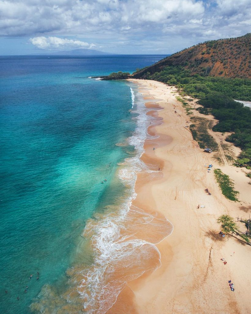 Makena Beach State Park - best things to do in maui hawaii