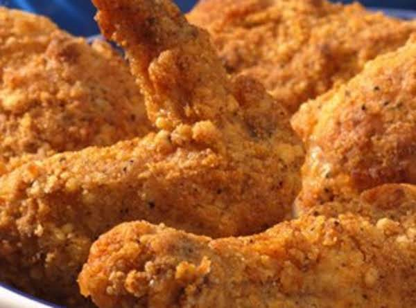Nessa's Southern Fried Chicken Recipe