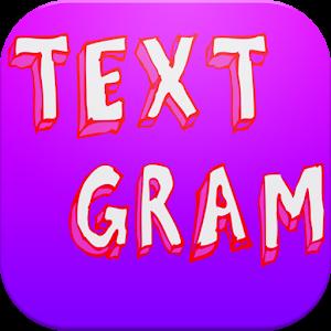 Textgram app & Textgram Quotes Creator APK