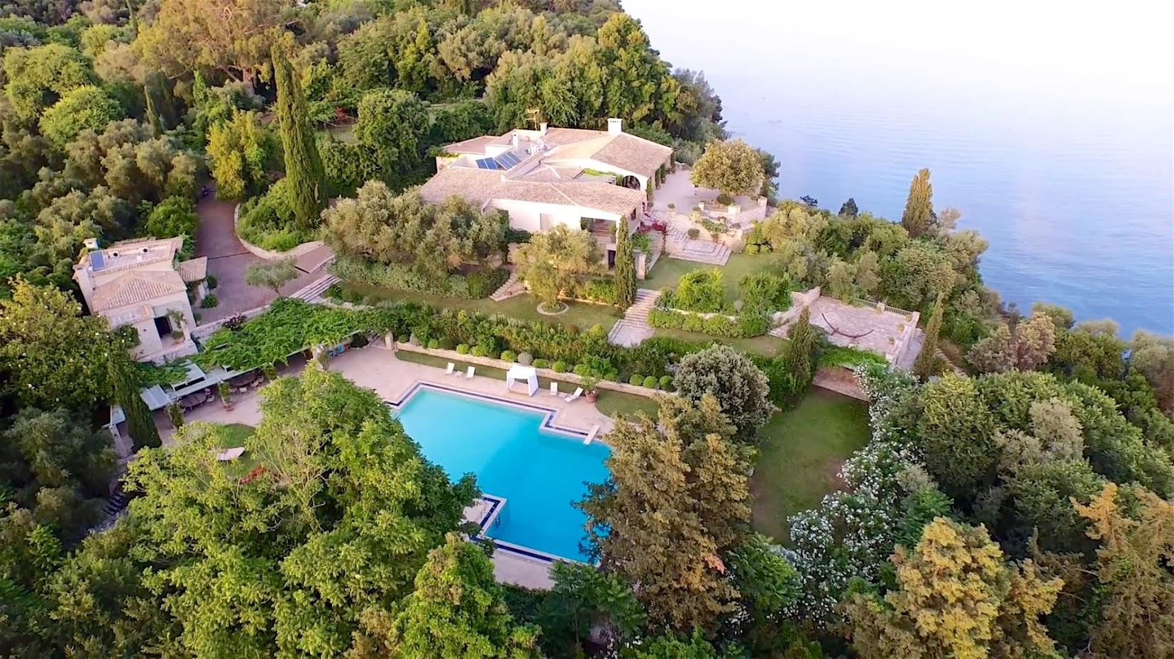 Villa Sylva, Corfu