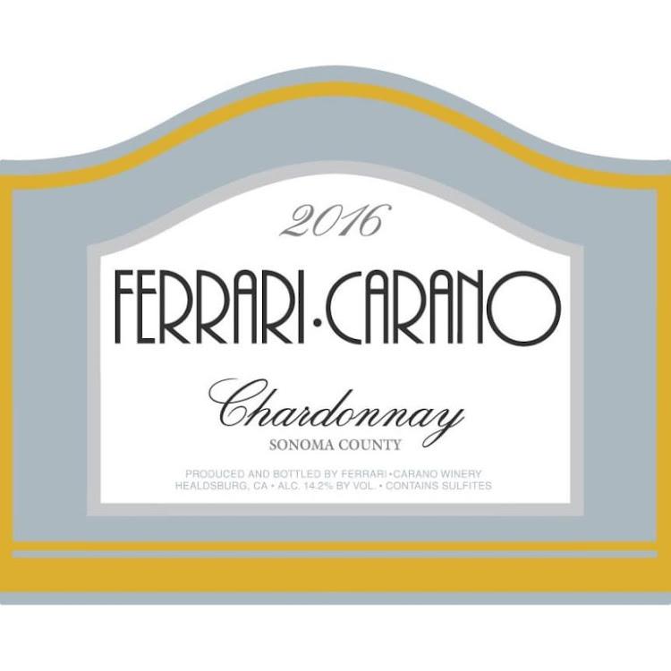 Logo for Ferrari-Carano Chardonnay
