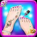 Princess Girl Toe Spa Salon icon