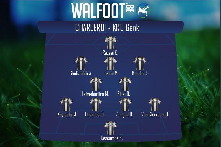 Charleroi (Charleroi - KRC Genk)