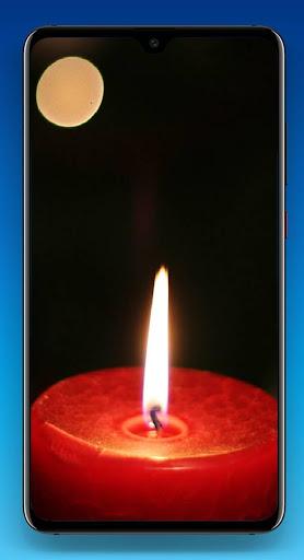 Candles Wallpaper 4K ss1