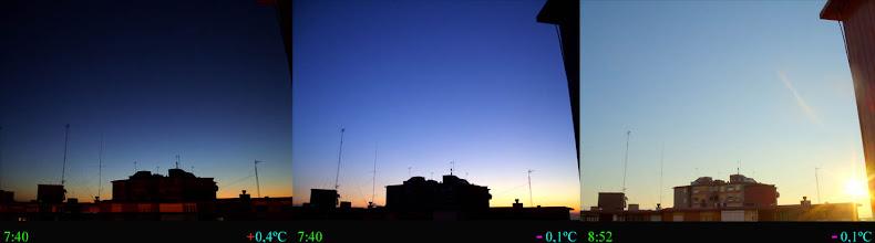Photo: Amanecer de 10/01/10