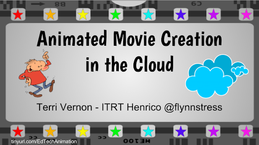 Animated Movie Creation in the Cloud