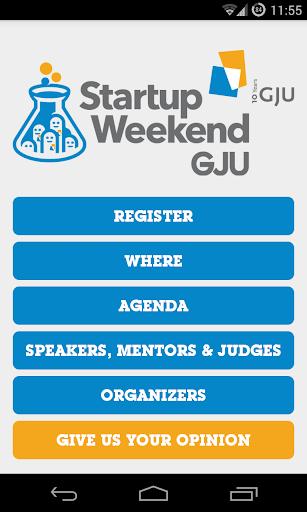 Startup Weekend GJU
