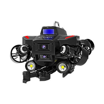 COMMERCIAL UNDERWATER DRONE W6 PRO