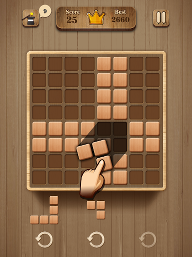 Wood Block Puzzle - Wooden Game 1.2 screenshots 6