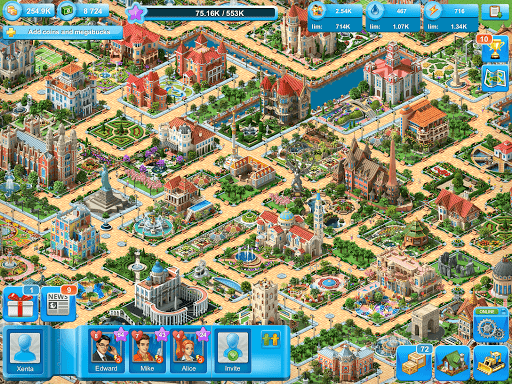Megapolis  gameplay | by HackJr.Pw 6