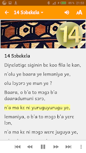 Download Dioula poesie For PC Windows and Mac apk screenshot 3