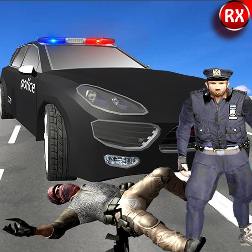 警察の追跡モバイル隊 模擬 App LOGO-硬是要APP