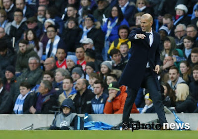"Zinedine Zidane s'emporte: ""Je suis en colère"""