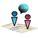 Phone Tracker-IM Map Nav. LE icon