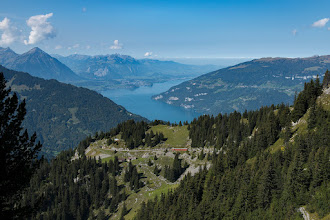 Photo: Thunersee, Switzerland