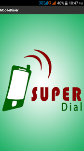 SuperDial- screenshot thumbnail