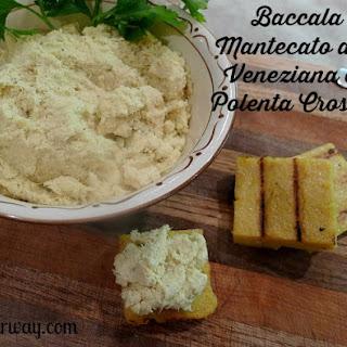 Baccala Mantecato Alla Veneziana Recipe