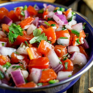 Gin's Authentic Mexican Salsa.