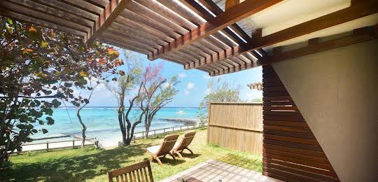 Eolia Luxury Beachfront Villas by Barnes