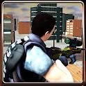 Cop vs Criminal Shooting 3D icon