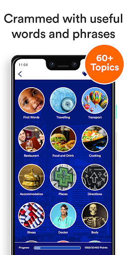 uTalk - Learn Any Language screenshots 3