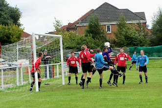 Photo: 28/08/10 v Runcorn Town (North West Counties League Div 2) 0-8 - contributed by Gary Spooner