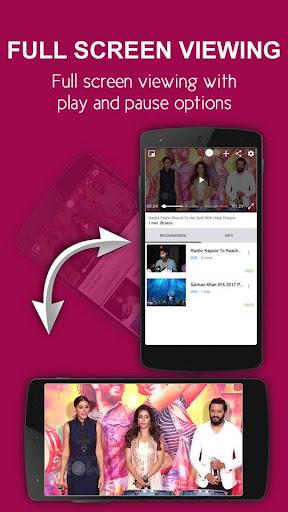 nexGTv SD Live TV on Mobile 2.8 screenshots 1