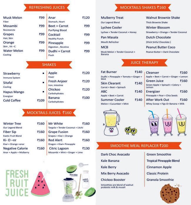 Pishu's menu 3