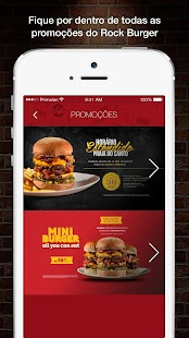 Rock Burger- screenshot thumbnail