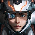 Space Commander Icon