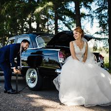 Wedding photographer Sergey Yashmolkin (SMY9). Photo of 16.08.2017