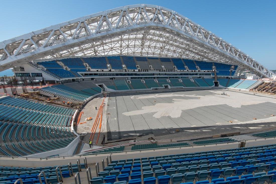 нет, олимпиада в сочи стадионы фото фото