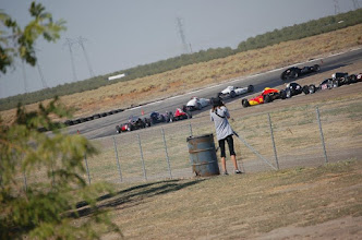 Photo: Vees going into turn 2 Submitted by Kim Madrid