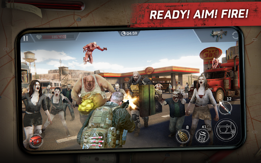 Left to Survive: Zombie Survival PvP Shooter apkpoly screenshots 21
