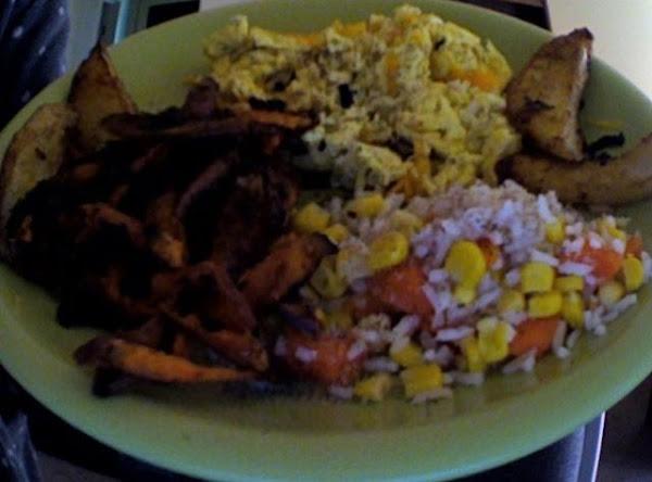Sweet & Savory Cottage Fries Recipe